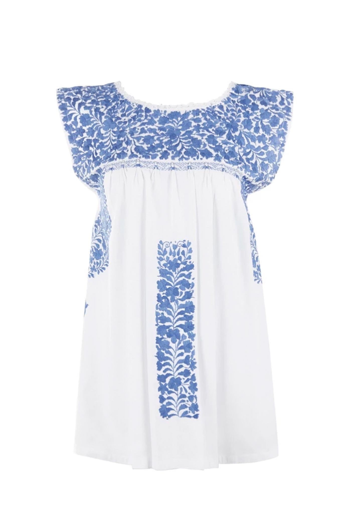 Blanca Azul