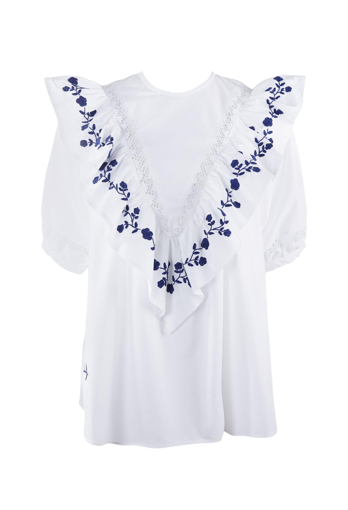Gabriela Blanca Azul